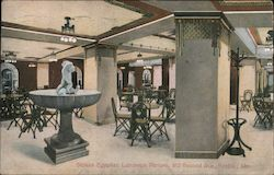 Stokes Egyptioan Luncheon Parlors, 912 Second Ave. Postcard