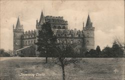 Inveraray Castle Postcard