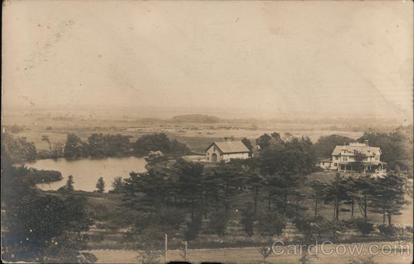 The Daniel Webster Farm In Marshfield Massachusetts