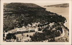 Bird's Eye view of The Digby Pines Hotel