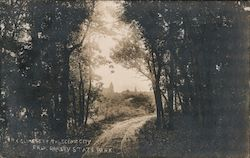 Ramsey State Park Postcard