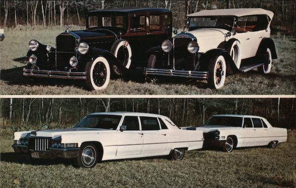 Antique Auto Rental & Limousine Service Westford Massachusetts