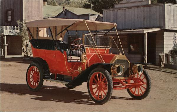 1910 Overland Cars