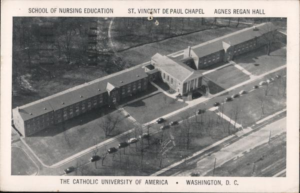 The Catholic University of America Washington District of Columbia