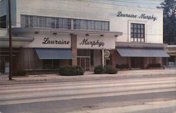 Lauraine Murphy Restaurant Postcard