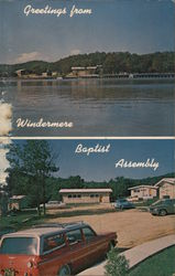 Greetings from Windermere Baptist Assembly Postcard