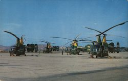 HOK Helicopters, Marine Observation Squadron Six Postcard