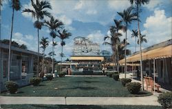 Bahia Mar - Yacht Center Postcard