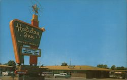 Mickey Mantle's Holiday Inn, 2600 Range Line Road Postcard