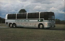 Citizens Bus Lines, Inc. Postcard