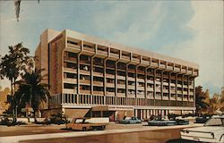 Plaza International Hotel Postcard