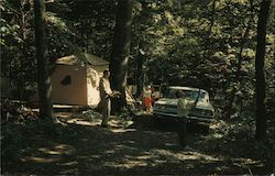The endless Caverns Campgrounds