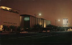 National Broadcasting Company Studios Postcard