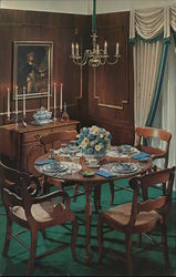 Ethan Allen Dining Room, Despathy's Early American House