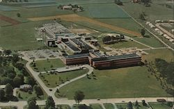 Armstrong Research and Development Center Postcard