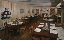 Dinner Bell Inn and Motel Postcard