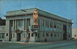 The Bank of Willmar Postcard