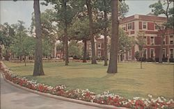 Administration Building, Oak Forest Hospital Postcard