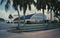 Fort Myers Exhibition Hall Postcard