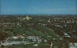 Coral Gables, Florida Postcard