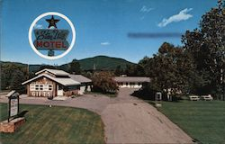 Star Lite Motel Postcard
