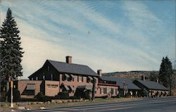 Avon Old Farms Inn, Rts 10 & 44 Postcard