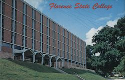 Florence State College Postcard