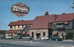 Phillips Crab House Postcard