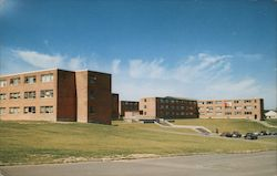 Rensselaer Polytechnic Institute: The new Freshman Dormitories Postcard