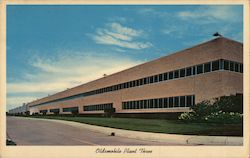Oldsmobile Plant Three