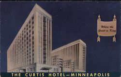 The Curtis Hotel - Where the Guest is King