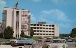 Jackson Madison County General Hospital Postcard