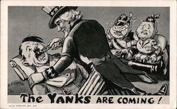 The Yanks are Coming Postcard