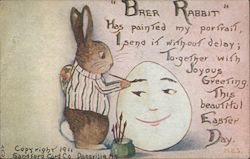 Brer Rabbit Postcard