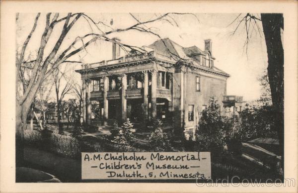 A.M. Chisholm Memorial - Children's Museum Duluth Minnesota