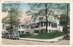 The Forbush Inn Postcard