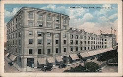 Alexander Young Hotel Postcard