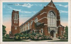 Visitation Church Postcard