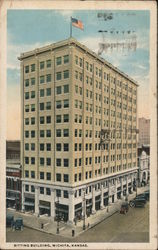Bitting Building Postcard
