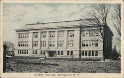 Griffith Institute Postcard