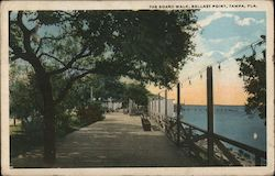 The Boardwalk, Ballast Point Postcard