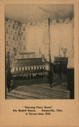 Morning Glory Room - The Randell Tavern - A tavern since 1810. Postcard
