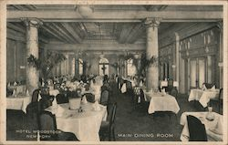 Main Dining Room - Hotel Woodstock