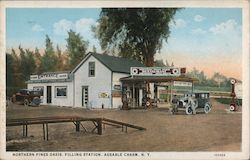 Northern Pines Oasis, Filling Station