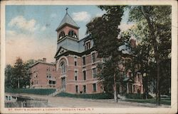St. Mary's Academy & Convent Postcard