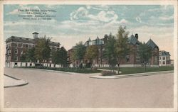 The Reading Hospital Postcard