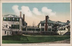 Framingham Hospital Postcard