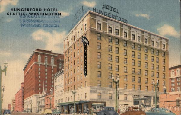 Hungerford Hotel Seattle Washington