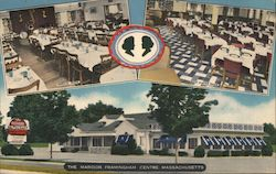 The Maridor, Farmingham Centre, Massachusetts Postcard