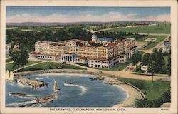 The Griswold, Eastern Point Postcard